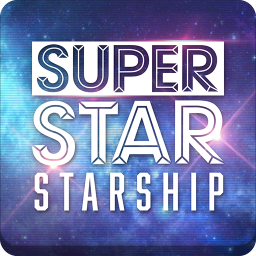 Логотип SuperStar STARSHIP