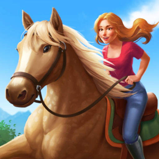 Скачать Horse Riding Tales - Ride With Friends