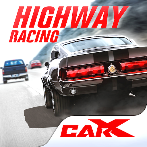 Логотип CarX Highway Racing