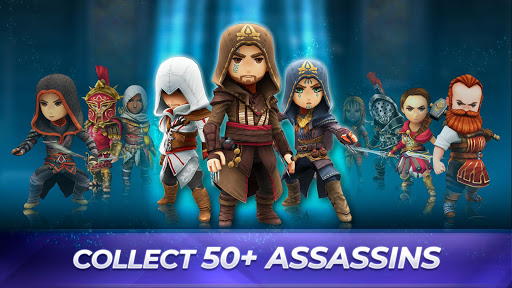 Assassin's Creed Rebellion скриншот 0