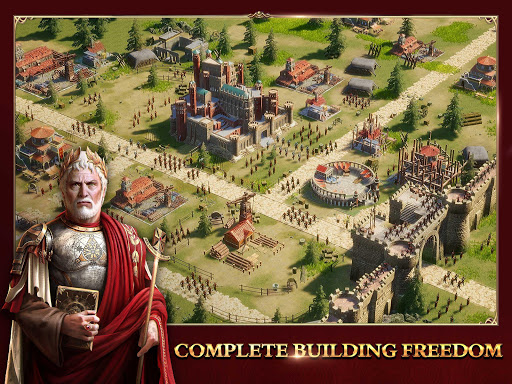 Rise of Empires: Ice and Fire скриншот 8
