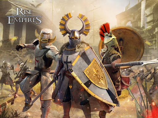 Rise of Empires: Ice and Fire скриншот 12