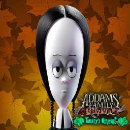 Логотип Addams Family: Mystery Mansion