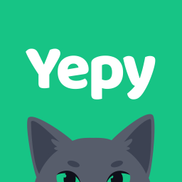 Логотип Yepy – item cashback and expense tracker