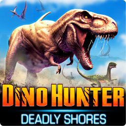 Логотип DINO HUNTER: DEADLY SHORES