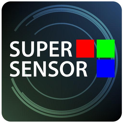 Логотип SuperSensor Demo