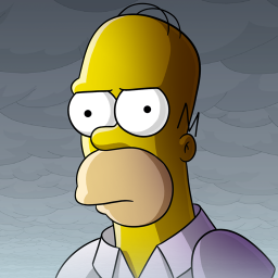 Логотип The Simpsons: Tapped Out